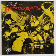 """disco  Léon Malaquais – Bal Aux Beaux-Arts, vinyl LP 10"""" -Pathe st 1080"""