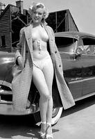 Vintage Pin Up Queen Photo 152 Oddleys Strange & Bizarre