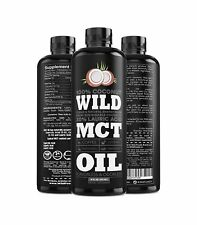 Organic MCT Oil Ketogenic Keto Diet Bulletproof Weight Loss Product MTC Cafe C8
