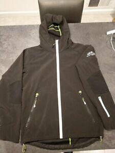 Intrepid Apparel Ultimate MTB softshell hooded jacket