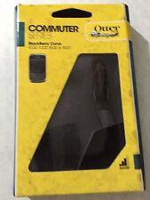 Otterbox Commuter for BlackBerry Curve 9330 9300 Black w/ Screen protector