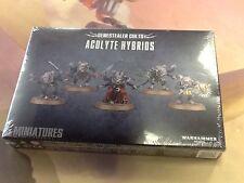 40K Warhammer Genestealer Cults Acolyte Hybrids NIB Sealed