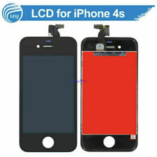 For iPhone 4S LCD Display Screen Touch Digitizer Replacement Assembly Black NEW