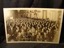10th Annual Milk Producers Association 1919 Hotel LaSalle Chicago Photograph