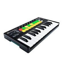 Novation Launchkey Mini MK2 MKII Ableton Logic 25-Key Keyboard Controller