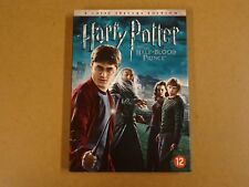 2-DISC SPECIAL EDITION DVD / HARRY POTTER AND THE HALF-BLOOD PRINCE