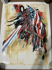 Dave Kinsey Capital Punishment  2010 Edition of 150 Signed Rare Street Art