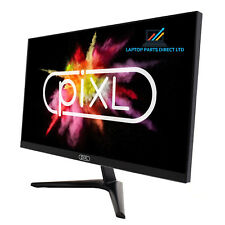 "NEW! Pixl 24"" Led Widescreen Vga / Hdmi Frameless 5Ms Monitor"