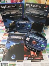 Playstation 2 PS2:Need For Speed Carbon - Edition Cellector [TOP EA] Fr