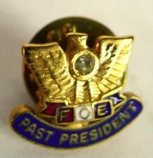 Past President Lapel Pin FOE Fraternal Order Eagles