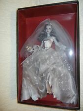 HAUNTED BEAUTY ZOMBIE BRIDE BARBIE DOLL GOLD LABEL - CHX12 - 9993  NRFB LAST ONE