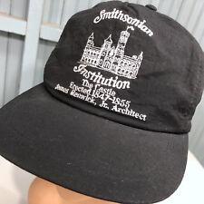 Smithsonian Institution The Castle James Renwick Snapback Baseball Cap Hat