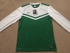 4cdc0147 NEW Mens Nike Victory II Long Sleeve Jersey Top Training Football Gym  Casual NEW