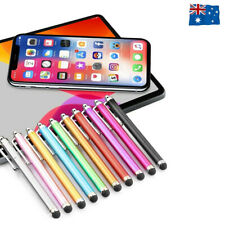 10X Capacitive Touch Screen Stylus Ball Point Pen For Apple iPhone iPad Samsung