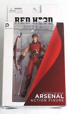 ESZ607. Red Hood and the Outlaws ARSENAL Action Figure by DC COLLECTIBLES (2014)