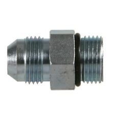 "6400-04-05 1/4"" MALE JIC x 5/16"" MALE O-RING BOSS HYDRAULIC FITTING"