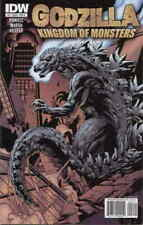 Godzilla: Kingdom of Monsters #2A VF/NM; IDW | save on shipping - details inside