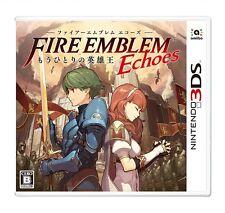 Fire Emblem Echoes: Shadows of Valentia Nintendo 3DS JAPAN Japanese version