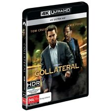 Collateral 4k Ultra HD Blu-ray UHD Region B