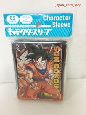 22697 AIR NEW TCG Card Sleeve(60) 67x92mm Dragon Ball Super: Son Goku