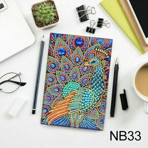 5D Diamond Painting A5 Notebook 33
