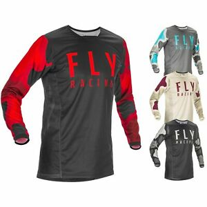 Motocross Jersey Shirt > Fly 2021 Kinetic K221 Enduro Moto-X MX Bike Off-Road