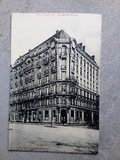 Cpa loire 42 saint etienne le grand hotel
