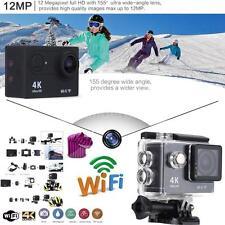 """EKEN H9SE Ultra HD 1080P 4K Wifi 12MP 2.0""""Sports Action Camera Waterproof J9Z6"""