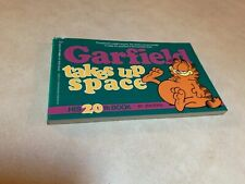Garfield Comic Strip Book Tpb 1st Edition 1991 # 20 Jim Davis