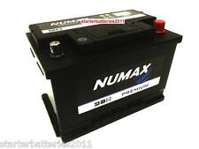 LAND ROVER, JAGUAR, FERRARI, FIAT, MERCEDES, VOLVO Car Battery NUMAX TYPE 096