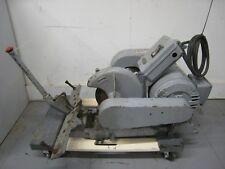 Aeroquip Hydraulic Hose Cut Off Saw , Heavy Duty Industrial