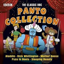 Classic Bbc Panto Collection : Puss in Boots, Aladdin, Mother Goose, Dick Whi.