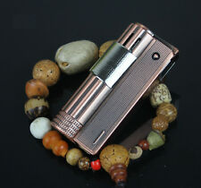 Collectibles Retro Steel Coat WW2 Trench Lighter Vintage Red Copper Lighter
