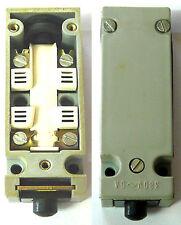 robotron Schaltkontakt, Kontaktsystem,  Typ KU1 380 V 6 A, ca. 6 x  3 x 3 cm