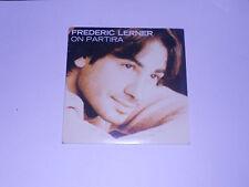 Frédéric Lerner - on partira - cd single