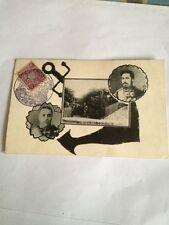 Postkarte Japan Mit Sonderstempel