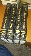 Yves Naud - O.V.N.I et extra-terrestres - 4 tomes - Ed. Famot (1977)