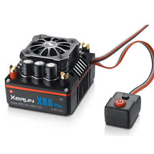 Hobbywing XERUN XR8 Plus150A ESC Speed Controller For 1/8 Competition 30113300