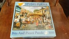 NEW Bits and Pieces Studio Puzzle Susan Brabeau The Carousel 1000 Pieces SEALED