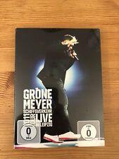 Herbert Grönemeyer - Schiffsverkehr Tour 2011/Live in Leipzig | DVD