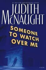 Someone to Watch Over Me : A Novel, Judith McNaught, 0671525751, Book, Good