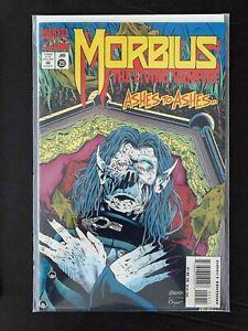 MORBIUS THE LIVING VAMPIRE #29  MARVEL COMICS 1995 VF/NM