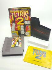 TETRIS 2 NINTENDO NES PAL - VGC CONDITION COMPLETE!