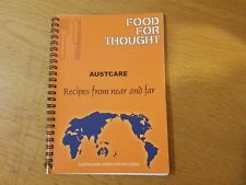 food for thought / austcare / recipes from near and far / refugee week 2003