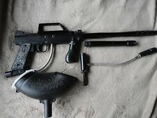 Tippman 98 custom paintball marker