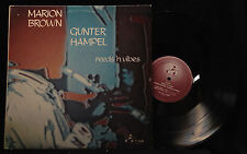 Marion Brown/Gunter Hampel-Reeds 'n Vibes-Improvising Artists 37.38.55