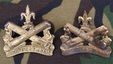cap badge du régiment de la chaudière
