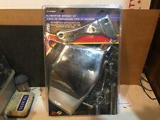 Spectre Performance 47293 Chrome Alternator Bracket Set For 69-86 SBC Chevy 350