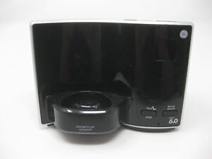 GE 28821fE2-A Dect 6.0 Cordless Phone Main Base Only With Answering Machine
