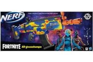 Travis Scott Cactus Jack Fortnite AR Goosebumps Nerf Elite Dart Blaster UK New